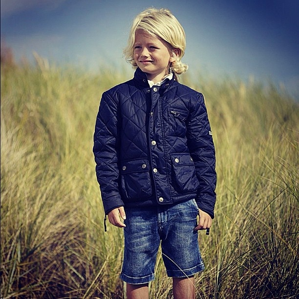 Classic jacket from Ver de Terre - love! byengberg.com