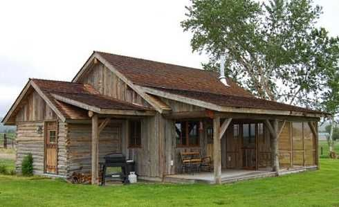 Very rustic get-away log cabin retreat