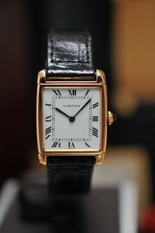 Cartier Reverso Paris