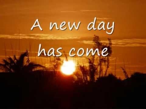 Traduzione A New Day Has Come Testo Tradotto Celine Dion
