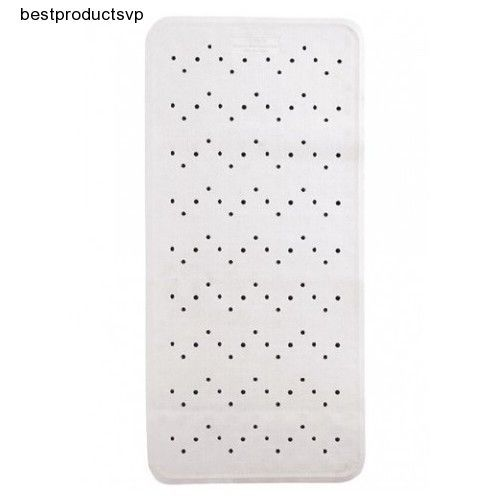 #Ebay #Bath #Mat #Anti #Slip #Rubber #Treats #Fungal #Infections #White #Suction #Cups #Safety #Tub