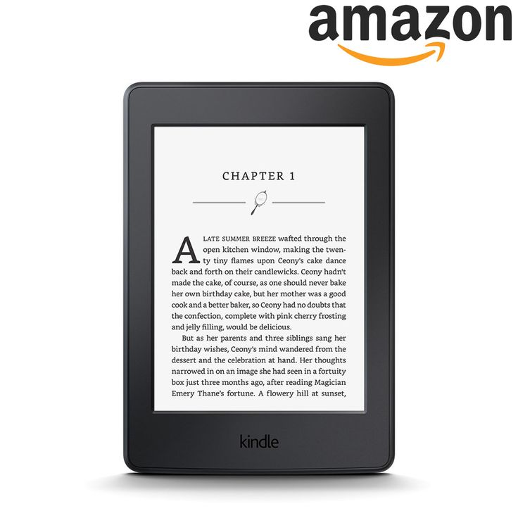 Read wherever and whenever you want! Win this new Kindle by joining Biddl at https://get.biddl.com!