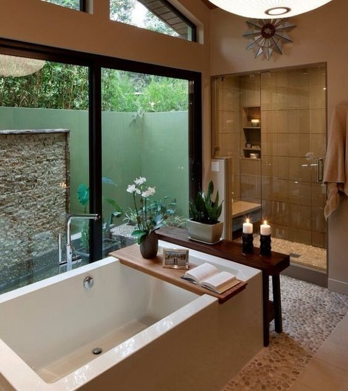 Traditional Japanese Bathroom: Best 25+ Zen Bathroom Design Ideas On Pinterest