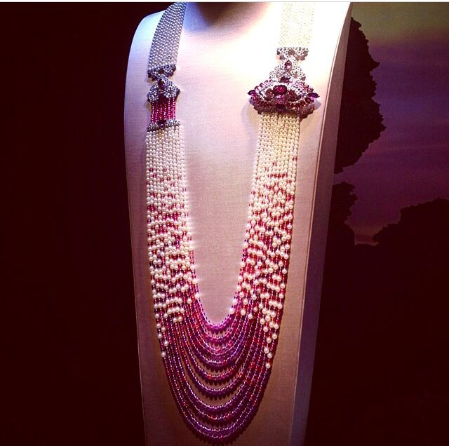 Van Cleef Arpels High Jewellery Necklace From The Quot Peau D