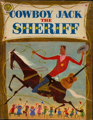 Cowboy Jack the Sheriff, written by Tommie Tabor