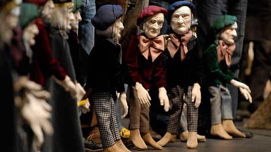 lohengrin puppets staatsoper berlin