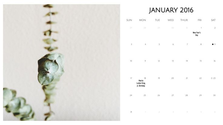 Need a fresh desktop wallpaper? Click through to get my January 2016 calendar featuring New Moon, Full Moon Solstice, and Equinox dates. Plus several ideas for how you can re-purpose the calendar each month!