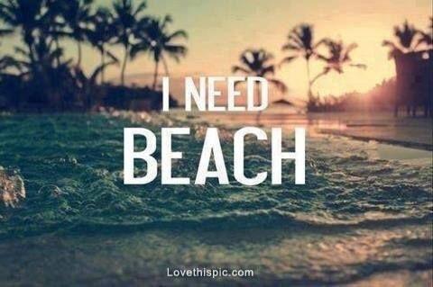 We need the beaches of Santa Barbara :)