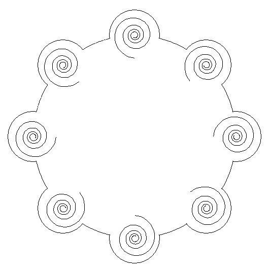 Radionic Amplifier Energy Circle