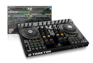 Native Instruments Traktor Kontrol S4 DJ Controller - DJ Mix Club
