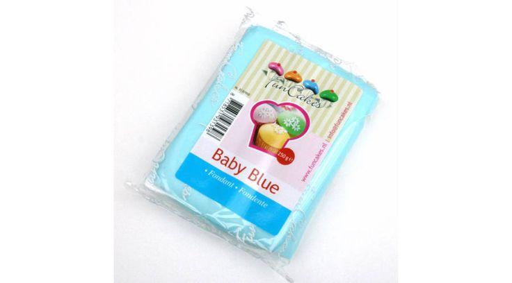 Baba kék , vanília ízű FunCakes fondant 250 g