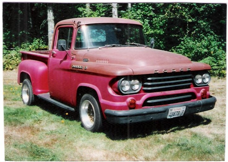 1960 D100 For Sale | Upcomingcarshq.com