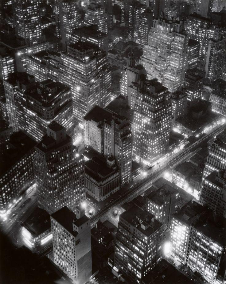 fotograficas oleograficas: New York en los años 30 by Berenice Abbott