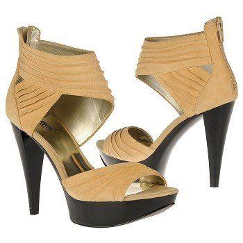 Women's CARLOS BY CARLOS SANTANA Groove Camel Beige FamousFootwear.com #FamousFootwear #Shoes