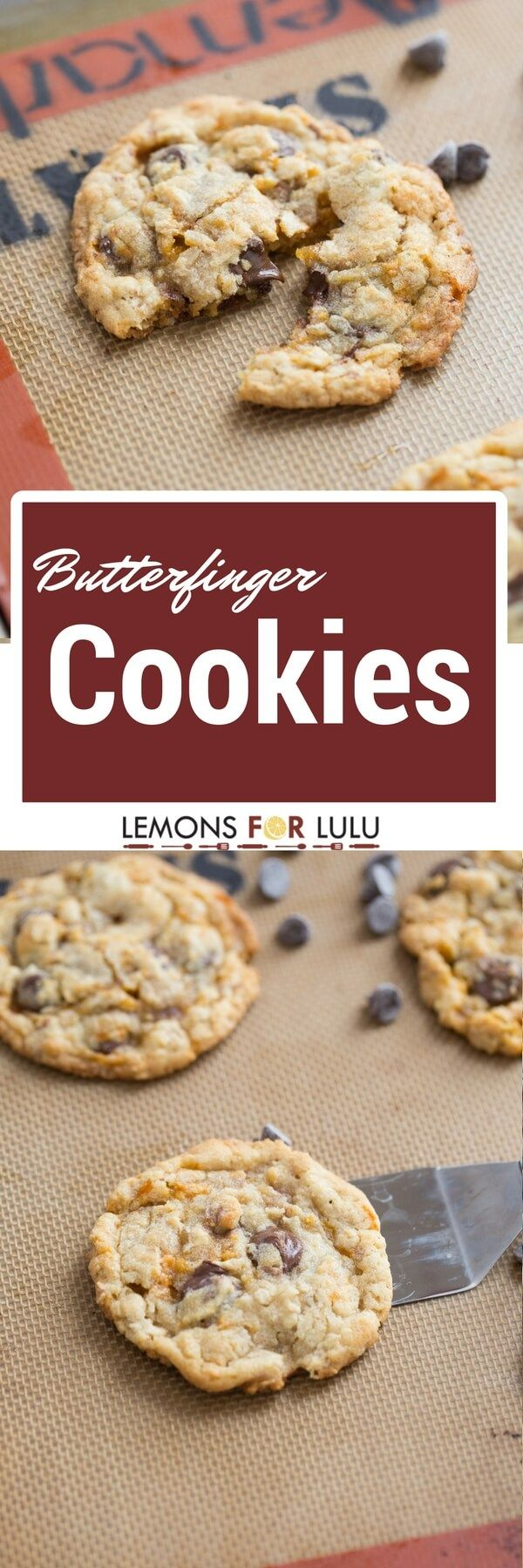 1000+ ideas about Butterfinger Cookies on Pinterest | Cookies, Cookie ...