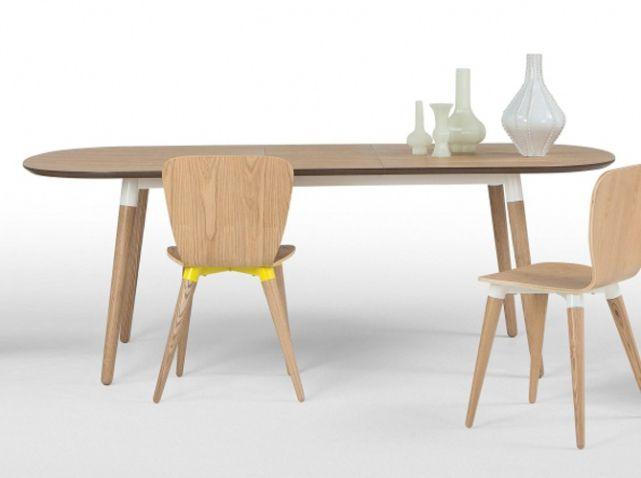 Table Rallonge Style Scandinave