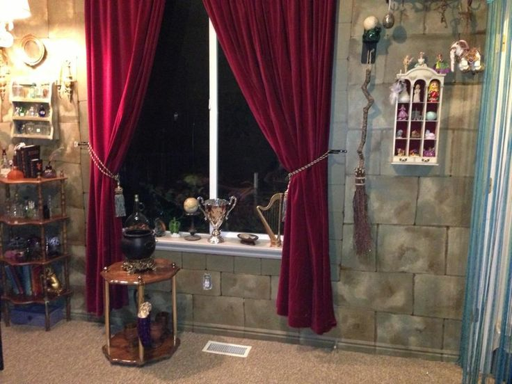 121 best harry potter bedroom images on pinterest board for Bedroom ideas harry potter