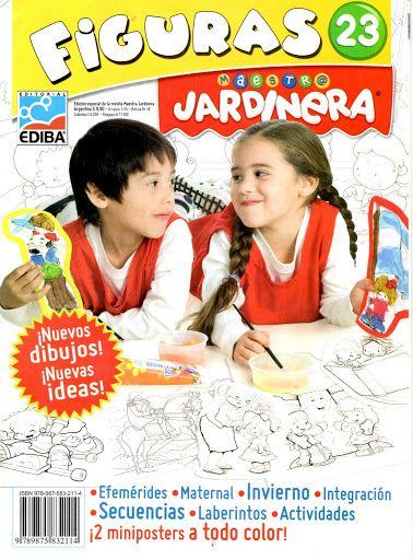 REVISTA FIGURAS MAESTRA JARDINERA - Lorena Ve - Álbumes web de Picasa