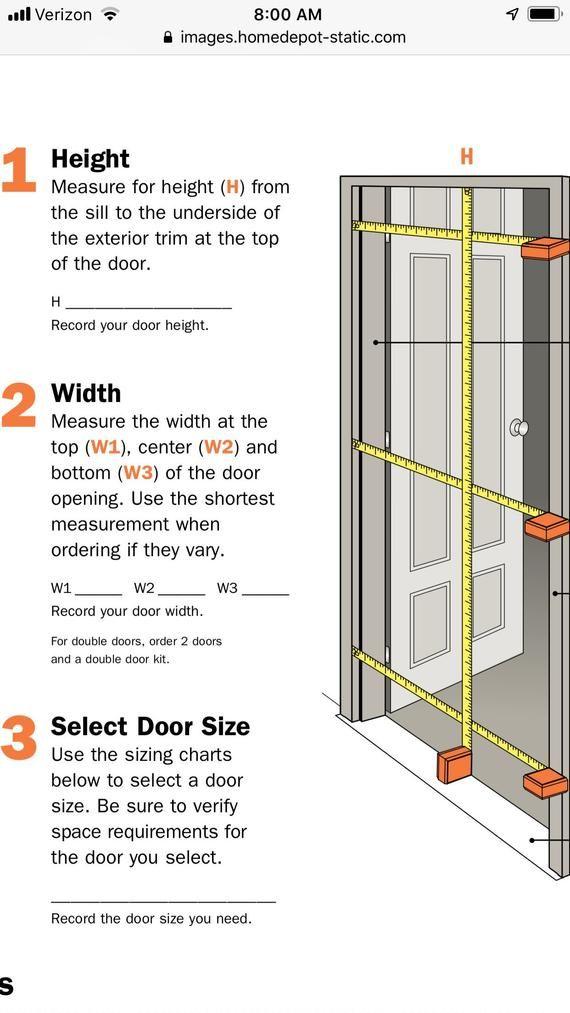 Pin On Screen Door