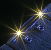 "Solar Dock Cleat Lights, 6"" Aluminum Solar Cleat Lights at Lowest Internet Price -Solar Dock Lights Online"