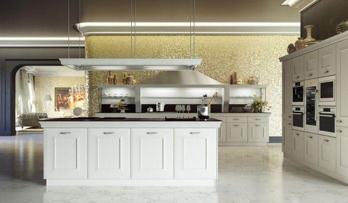 Cucine moderne: cucine italiane d\'autore Snaidero. La cucina ...