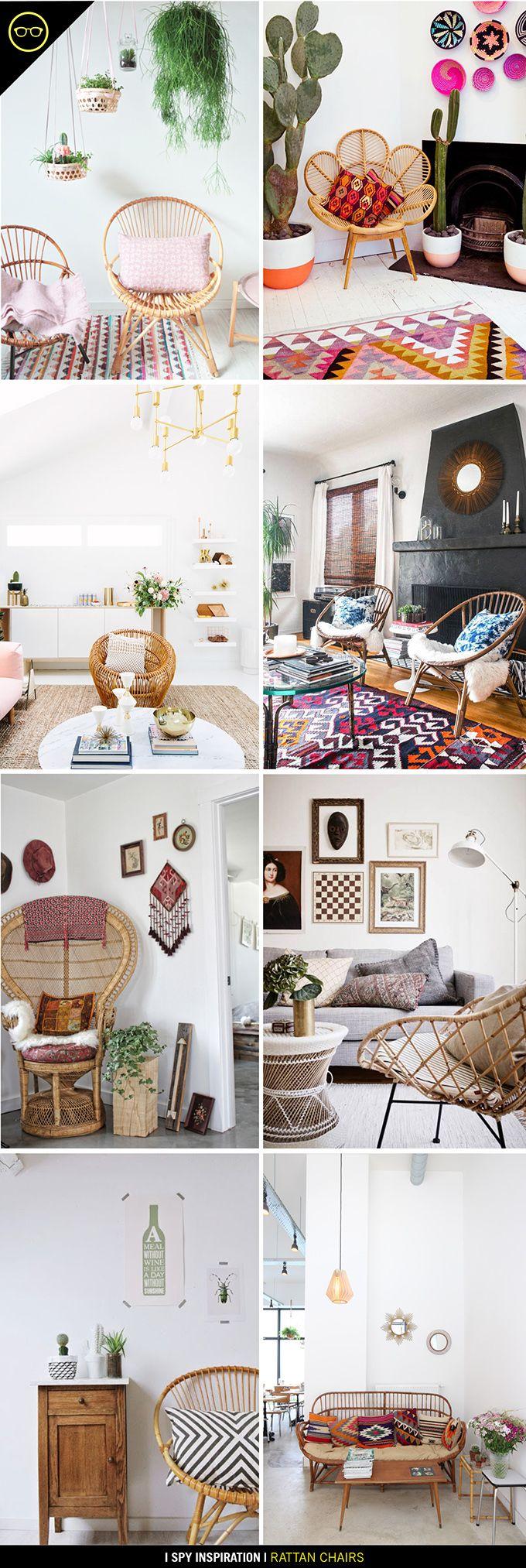INSPIRATION | Rattan Chairs