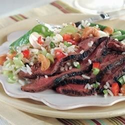 Best 25+ Teriyaki steak ideas on Pinterest | Flank steak ...