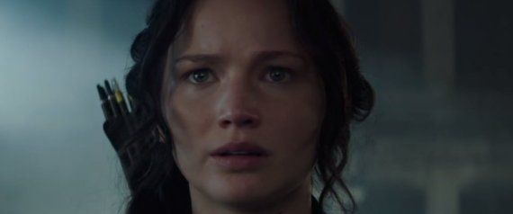 The First Trailer For 'Mockingjay' Has Arrived