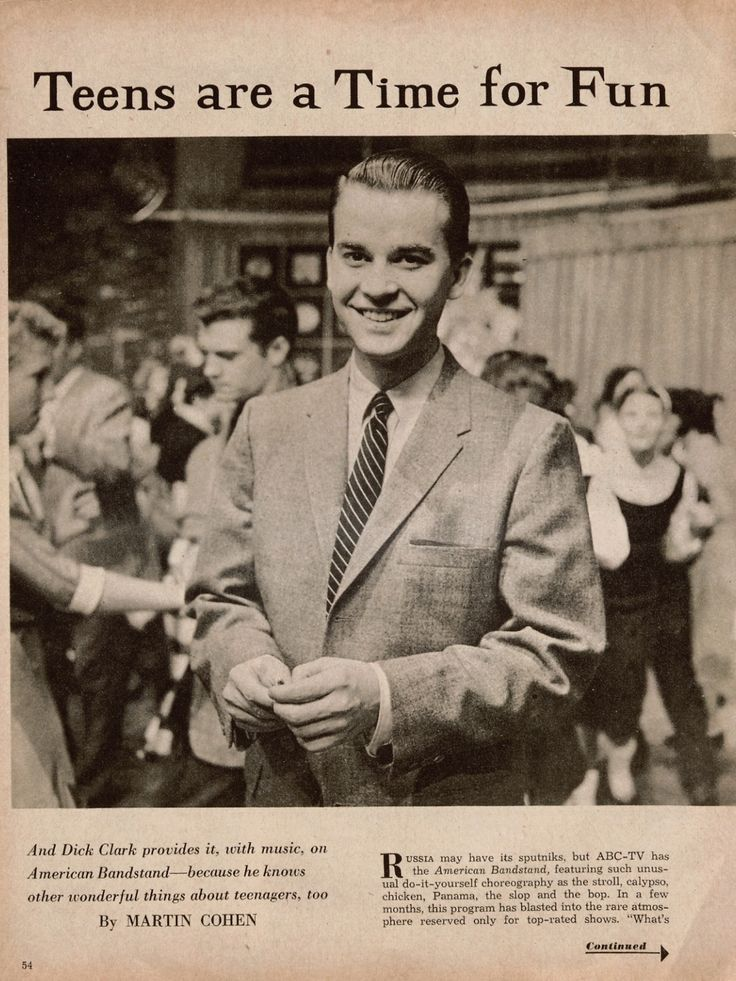 Dick Clark / American Bandstand (1957-87, ABC)