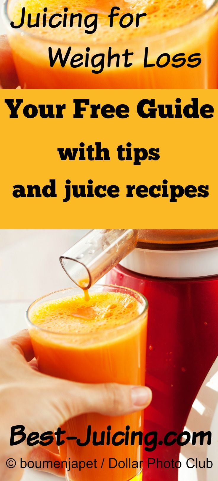 juice recipes to lose weight