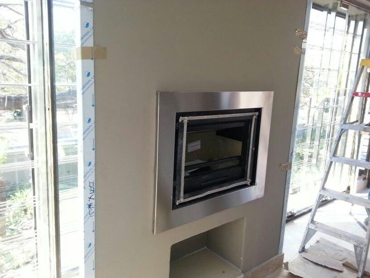 Braai Cladding - another project by Steel Image