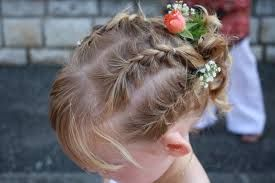 """Résultat de recherche d'images pour """"coiffure fillette tresse"""""""