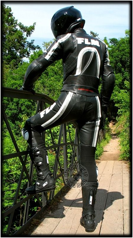 from Mayson gay leather and rubber bikers