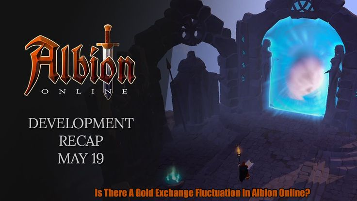 Is There A Gold Exchange Fluctuation In Albion Online?
