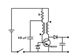 """Joule Thief Battery Charger: Bring Back the """"Dead"""" More"""