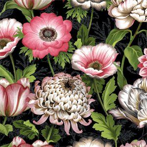 Tivoli+Garden+Wilmington+Prints+by+Designer+Anne+Rowan+68402-931+Yardage