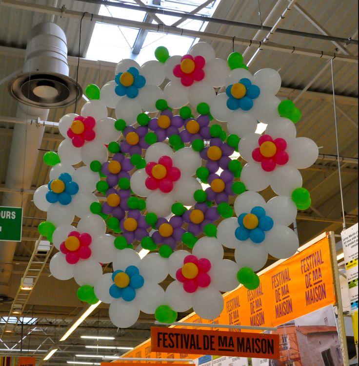 Decoration ballons sa prod agence de production d for Agence de decoration