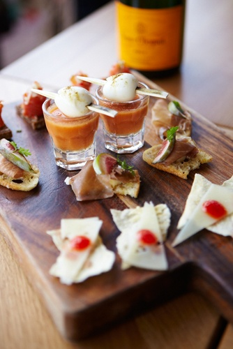 15 best images about high tea on pinterest shrimp for Canape ideas for dinner party
