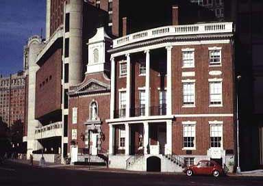St. Elizabeth Ann Bayley Seton Shrine and James Watson House
