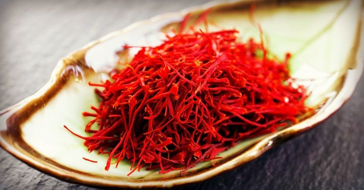 Saffron is expensive price and is usually sold by the gram. But,It may be worth the price  if you're suffering from #depression.