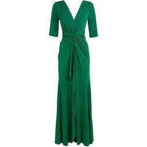 Monsoon Cath Long Sleeved Maxi Dress
