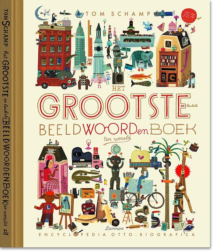 Tom Schamp   Het Grootste (en leukste) Beeldwoordenboek ter Wereld