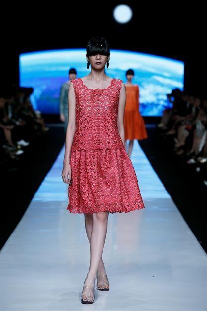 Oscar LawaLata - Jakarta Fashion Week 2014