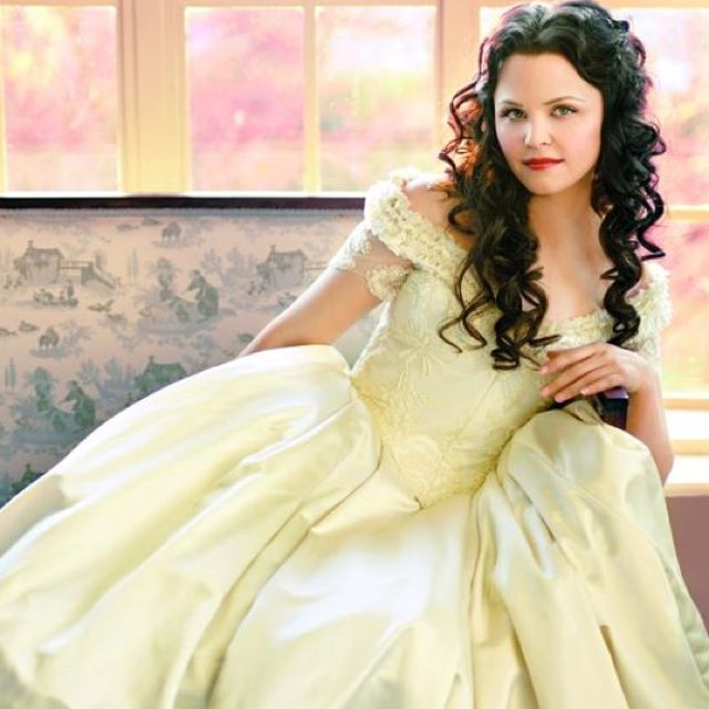 Snow White of Once Upon A Time. I loooooove this show!