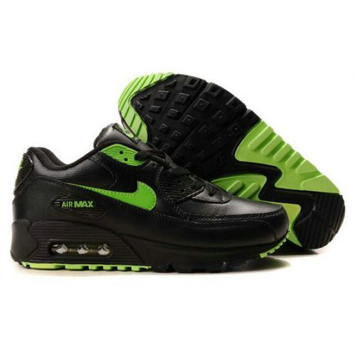 Only $80.99 Plus Free Shipping, NIKE AIR MAX 90 MENS SHOES GREEN BLACK On  8xstore