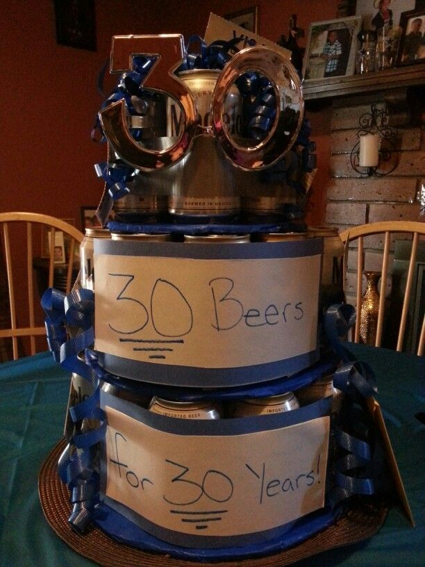 Beer cake!!