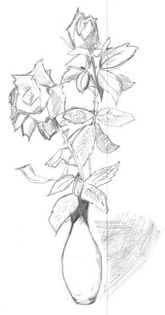 Oltre 25 fantastiche idee su disegni di rose su pinterest for Disegni di fiori a matita