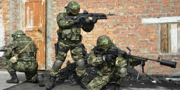 Κρεμλίνο: Οι Ρωσικές ειδικές δυνάμεις κινούνται προς την Παλμύρα