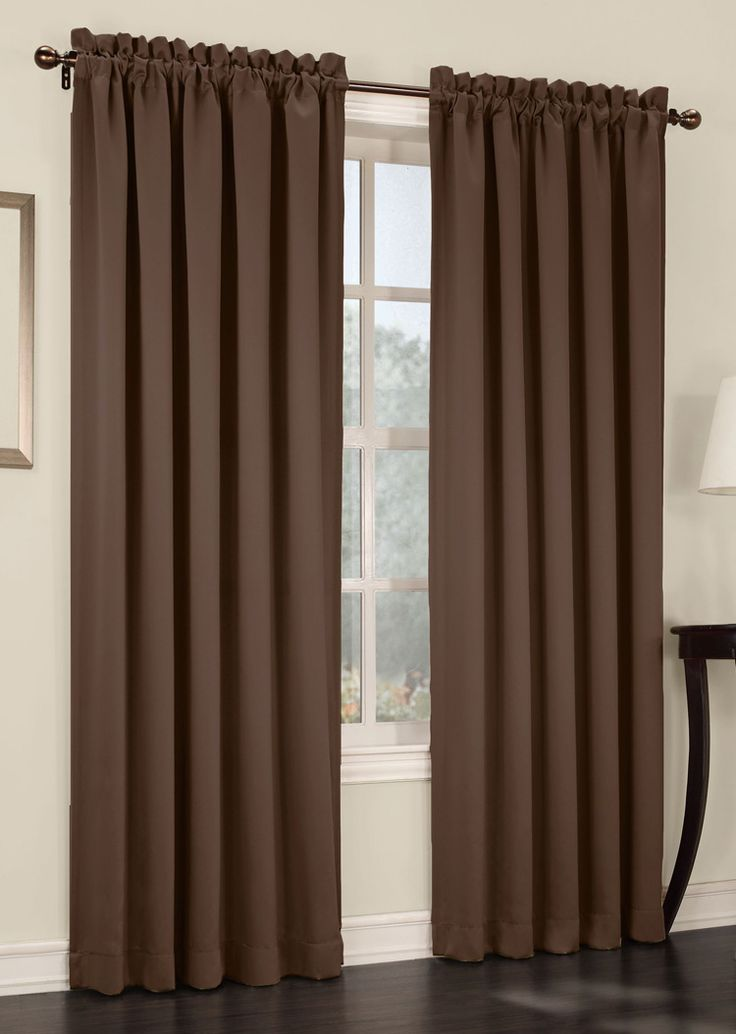 Madison Is A Solid Room Darkening Dry With Easy To Hang Stainless Steel Grommets Enhance