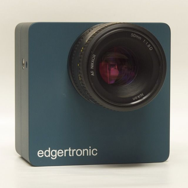 Edgertronic, A Relatively Low-Cost High-Speed Camera